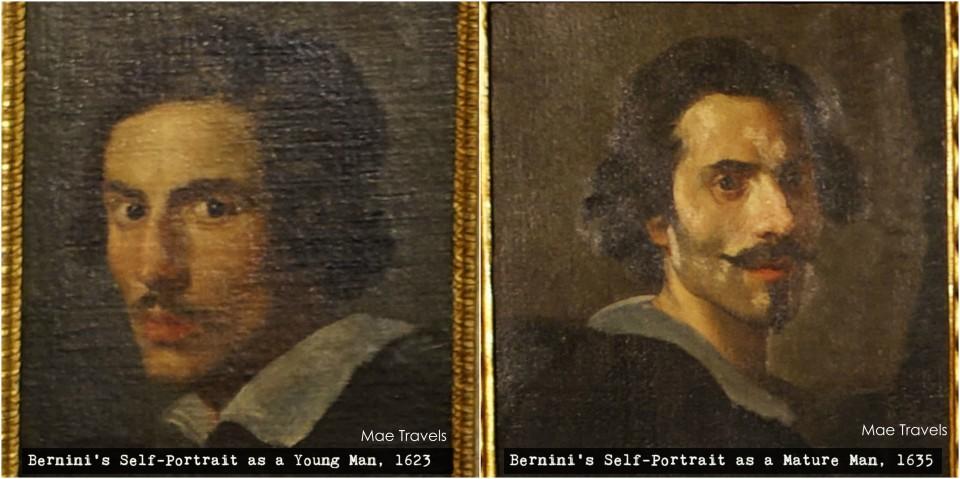 Bernini collageWITH